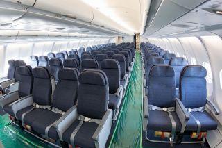 Airbus A330 Kabine
