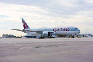Qatar Airways Boeing 777-200LR