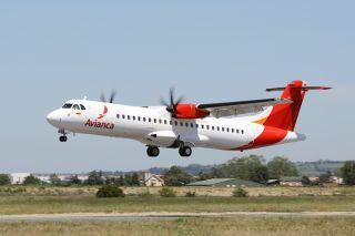 Avianca ATR 72-600