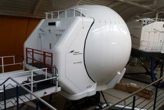 Lufthansa Aviation Training Helikopter Simulator