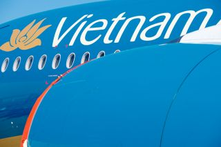 Vietnam Airlines Airbus A350-900