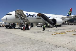 South African Airways A350