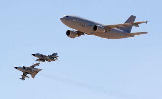Airbus A310MRTT gibt Rolle als Tanker ab