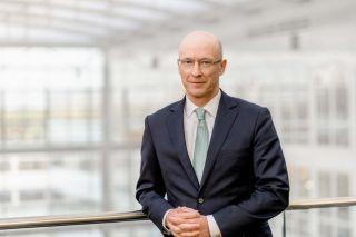 Finanzvorstand Dr. Matthias Zieschang
