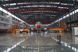 Airbus A320-Werk Tianjin