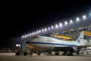 Boeing 747SP SOFIA
