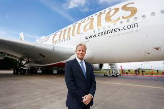 Volker Greiner, Emirates Vice President North and Central Europe