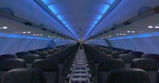 Neue A320-Kabine bei Jetblue Airways