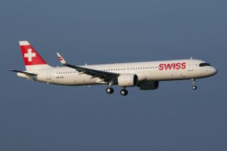 Swiss Airbus A321neo