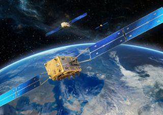 Satellit von OHB-System