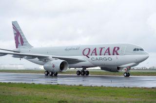 Qatar Airways Airbus A330-200F