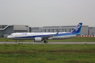 All Nippon Airways Airbus A321neo