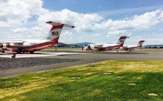 Die Aero-Flite-Jumbolino-Flotte