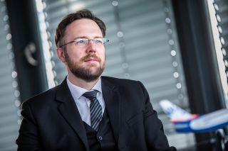 Peter Glade, CFO Sunexpress