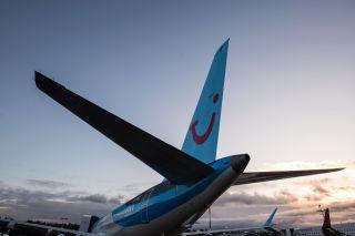 Tui Boeing 737