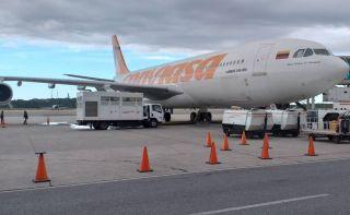 Conviasa Airbus A340