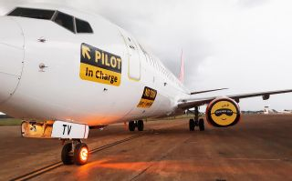 Ein Frontantrieb für Flugzeuge