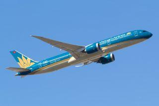 Vietnam Airlines Boeing 787-9 Dreamliner