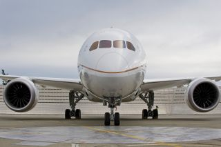 United Airlines Boeing 787