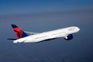 Delta Boeing 777-200LR