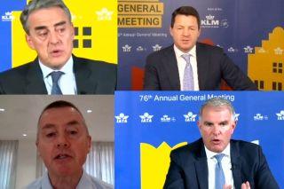 Die IATA-Generalversammlung fand diesmal virtuell statt