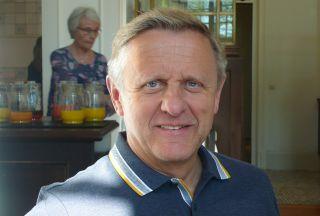 Siegfried Knecht, Vorstandsvorsitzender von aireg