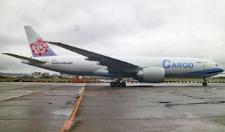China Airlines Boeing 777F