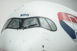 British Airways Airbus A350