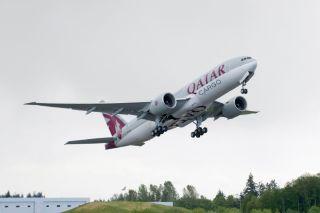 Qatar Airways Boeing 777 Freighter