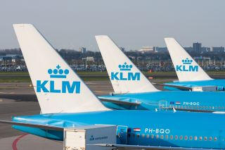KLM Tails