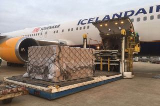 Icelandair DB Schenker