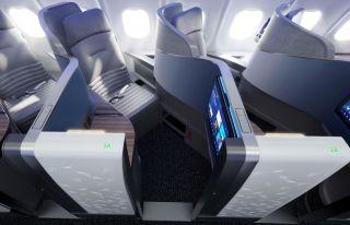 Jetblue Mint im A321LR