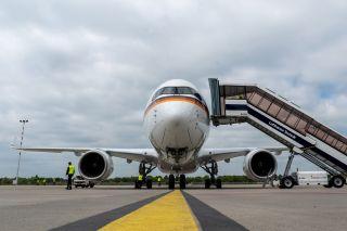 Airbus A350-900 der Flugbereitschaft