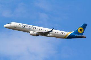 Ukraine International Embraer ERJ-190
