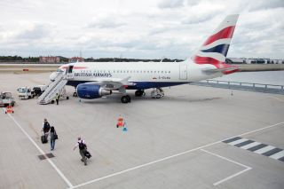 British Airways Airbus A318