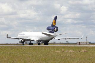 Lufthansa Cargo MD11F
