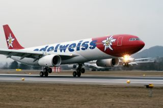 Edelweiss Airbus A330-300
