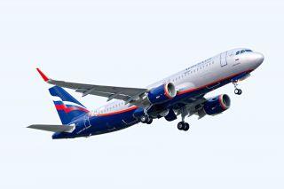 Aeroflot Airbus A320