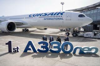 Corsair Airbus A330-900