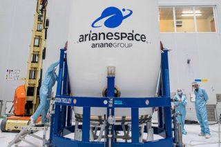 Arianespace Vega Mission VV17