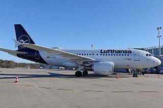 Lufthansa am FMO