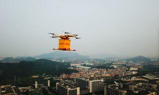 DHL Drohne