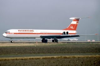Interflug Iljuschin 62-M
