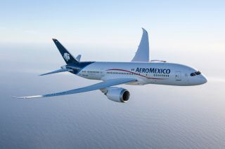 Aeromexico Boeing Dreamliner