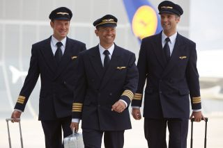 Lufthansa Piloten