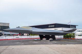 FCAS-Modell auf der Paris Air Show 2019