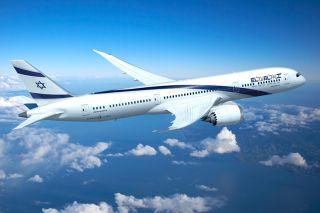 EL AL Boeing 787 Dreamliner
