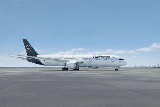 Lufthansa Boeing 787-9