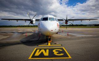 Lübeck Air ATR 72