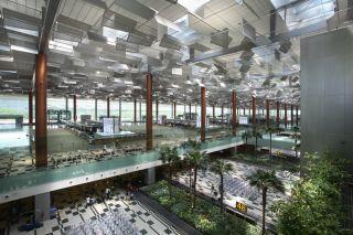 Changi Airport Terminal 3